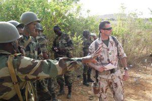 Lietuvos kariai dalyvaus ES misijoje Centrinės Afrikos Respublikoje