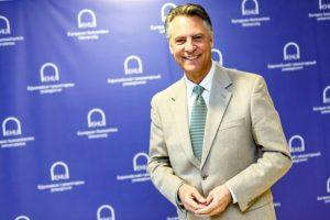Europos humanitarinis universitetas ieško naujo rektoriaus