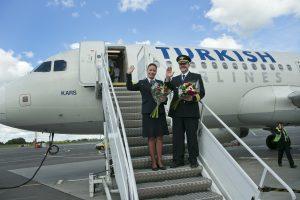 """""""Turkish Airlines"""" atidarys paslaugų centrą Vilniuje"""