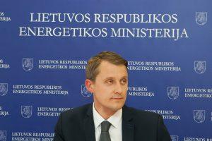 Siūloma nutraukti dujų saugyklos Lietuvoje projektą