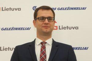 """""""Lietuvos geležinkelių"""" vadovas: bus siekiama panaikinti EK baudą (interviu)"""