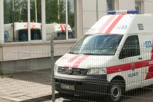 Vilniuje pro ligoninės palatos langą iššoko ir žuvo vyras