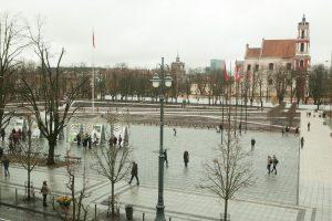 Konservatoriai prašo tyrimo dėl Lukiškių aikštės rekonstrukcijos