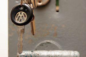 Klaipėdos rajone pavogtas seifas su šautuvais