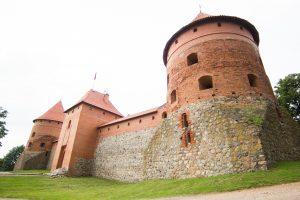 Trakų pilyje – įdomūs pasakojimai apie miesto dvarus