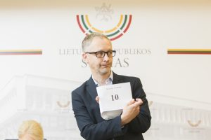 A. Nakui vaizdo ataskaitos rinkėjams kainuos 2,9 tūkst. eurų