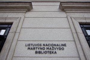 Nacionalinėje bibliotekoje atidaromas Valstybingumo centras