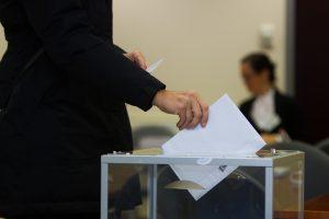 Lietuviai rinkimuose – nepakankamai aktyvūs