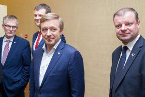 J. Sabatauskas: išeina, kad esame lyg ir nebe koalicijos partneriai