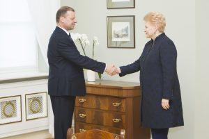 Prezidentė: Vyriausybės programa grįsta gerais ketinimais
