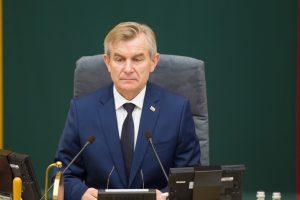 V. Pranckietis: mokesčių ir pensijų reformos bus patvirtintos birželį