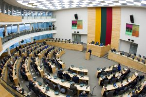 Seime – noras stiprinti savivaldos Etikos ir Antikorupcijos komisijas