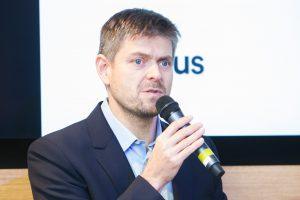 I. Laurs: Lietuva tampa Europos finansinių technologijų centru