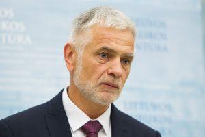 Etikos sargai nagrinės, ar B. Markauskas supainiojo interesus skirdamas NMA vadovą