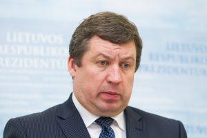 Ministras: normalizuoti santykių su Rusija negalima, kol tęsis agresija prieš Ukrainą