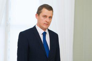 """Ž. Vaičiūnas: dėl """"Nord Stream 2"""" palaikome Lenkijos poziciją"""