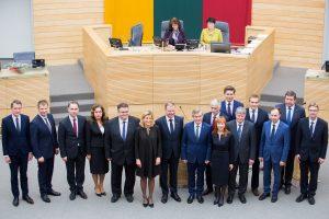 S. Skvernelis: ministrai nepopuliarūs, nes ėmėsi ilgai nespręstų problemų
