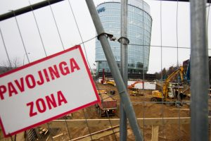 Ekspertai nustatė ekologinės nelaimės Vilniuje priežastį