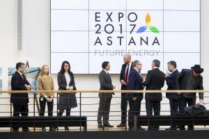 """Lietuvos paviljonui parodoje """"Expo 2017"""" – kliūtys"""
