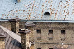 Lukiškėse kalinys sumušė slaugytoją ir apsaugos darbuotoją