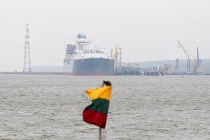 V. Pranckietis: sutartis su JAV atpigintų dujas Lietuvoje
