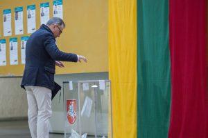 Už Seimo narį ir du merus iš anksto balsavo beveik 2 tūkst. rinkėjų