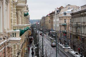 Vilniaus senamiesčio gyventojai būsto priežiūrai išleis mažiau