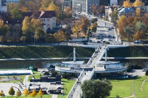 Daugiausia pažeidimų dėl nelegaliai užimtos žemės – Vilniuje