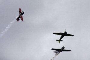 Lietuvos akrobatinio skraidymo čempionas paaiškės Vilniaus pašonėje