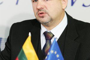 """D. Zabulionis atleistas dėl neskaidrių ryšių su """"MG Baltic"""" ir """"Kauno tiltais"""""""