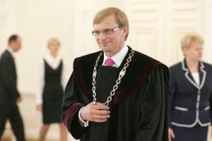 Seimas atvėrė kelią A. Valantinui į Apeliacinio teismo vadovo postą