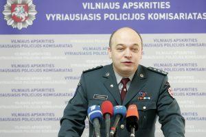K. Lančinskas: savo nuomonę turinčių profesionalų policijoje nebereikia
