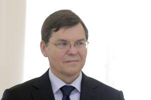 A. Rimkūnas baigia darbą ambasadoriaus Švedijoje pareigose