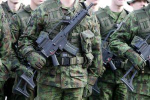 Karo medicinos tarnyba: kariai skatinami kreiptis psichologinės pagalbos