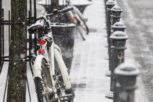 Draudikai: sugrįžusi žiema atnešė daugiau nei pusę milijono litų nuostolių