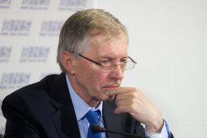 G. Kirkilas: idėjos mažinti Seimo narių skaičių ateina iš Rytų