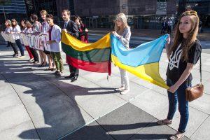Kijeve planuojama įrengti Lietuvos skverą