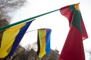 Lietuva siųs humanitarinę pagalbą Ukrainai