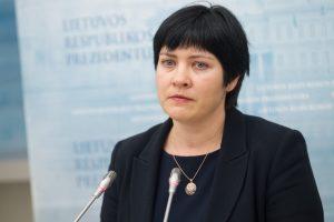 E. Žiobienė siūlo vaiko teisių skyriuose paskirti budinčius specialistus