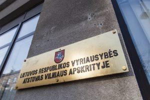 Siūloma reformuoti Vyriausybės atstovų apskrityse tarnybas