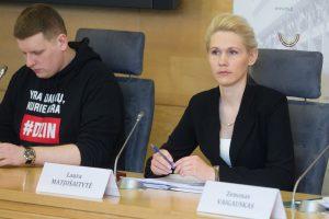 VRK sudarė darbo grupę įvertinti prokurorų medžiagai dėl liberalų