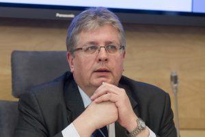 Švietimo ir mokslo viceministru pradės dirbti G. Kazakevičius