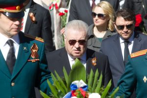 Rusijos ambasadoriaus rezidencijai rengiamas naujas sklypas