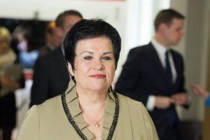 A. Pitrėnienė: profsąjungos išsikovojo 8 mln. eurų mokytojams