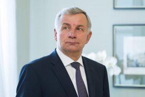 Laimėti vienmandatėje pavyko vieninteliam ministrui R. Sinkevičiui