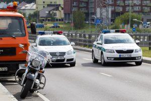 Vilniuje antradienio rytą – daugybė avarijų