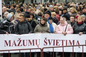 Tyrime įvertinta tautinių mažumų padėtis Lietuvoje