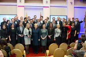 """""""Globalios Lietuvos"""" laureatas: reikia dalintis šiomis istorijomis"""