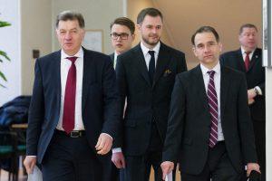 """A. Butkevičius ir R. Masiulis Norvegijoje susitinka su """"Statoil"""" atstovais"""