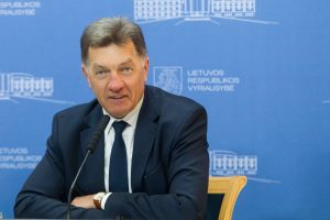 Dėl agitacijos reikalavimų teko atšaukti A. Butkevičiaus interviu LRT